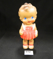 Vintage Doll; Made by The Sun Rubber Co.