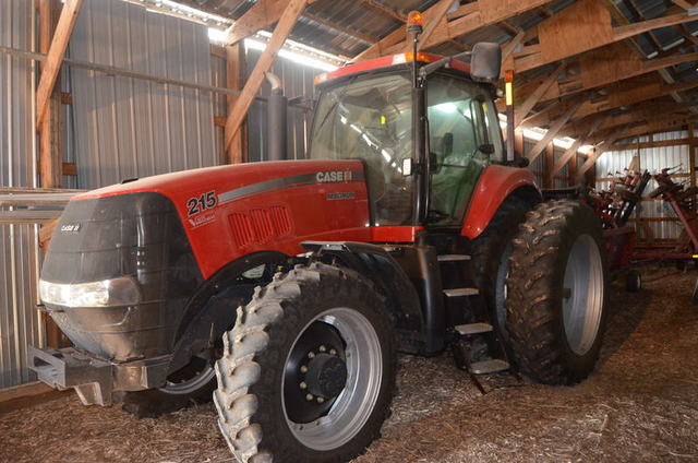 NEW CASE IH TRACTORS(3), FORD TRACTOR COLLECTION, TILLAGE & PLANTING EQUIPMENT