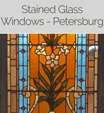 Stained Glass Windows for the First Baptist Church of Petersburg