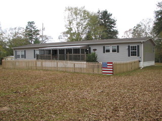 Property #2 - 4 BR/3 BA Mobile Home on 2 Acres