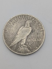 Estate Coin Auction with Morgan Dollars