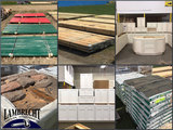 Live Building Material Auction