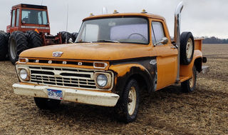 1966 Ford F10