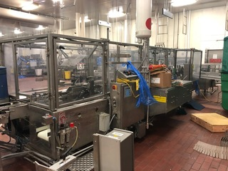 ADCO Model 9BC-125-SS Case Packer:
