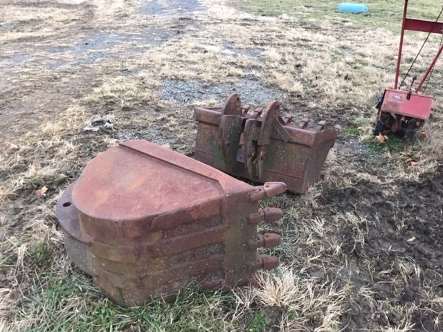 32nd Annual Spring Equipment Auction