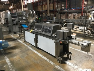 Online Only Auction- Chinese Food Production Equipment