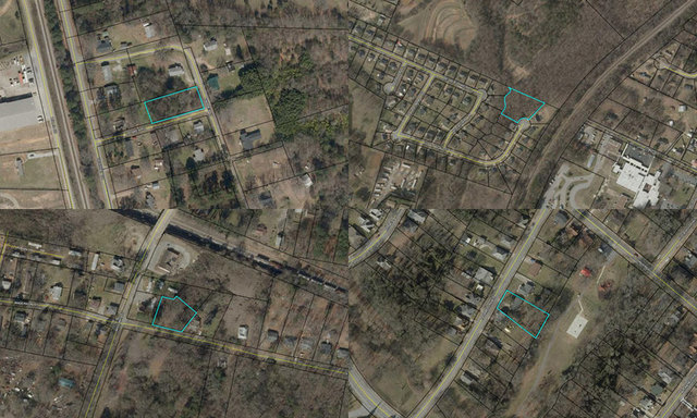 Spartanburg Forfeited Land Commission: