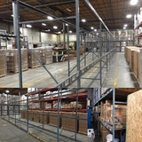 Warehouse Pallet Racking Timed Auction