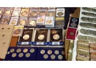 COIN ,STAMP,WATCHES & COLLECTIBLES