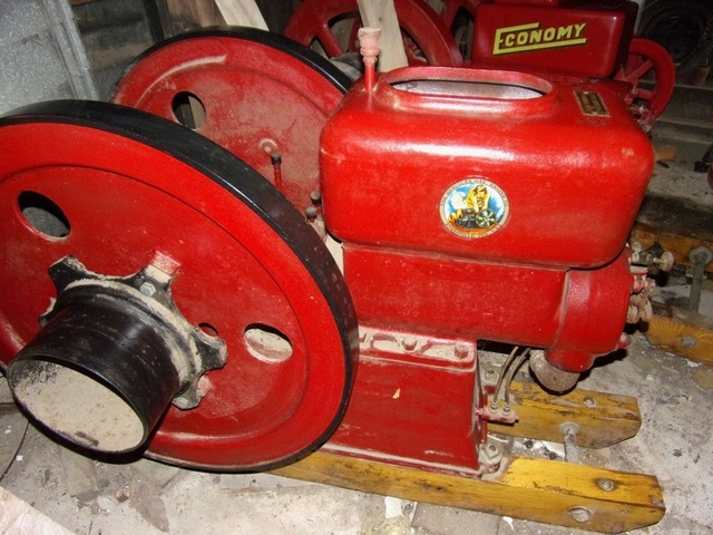Collection of Antique Gas Engines & Related Items, Saturday