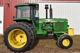 CLEAN JOHN DEERE FARM RETIREMENT AUCTION FOR JIM & PENNIE GOPLEN