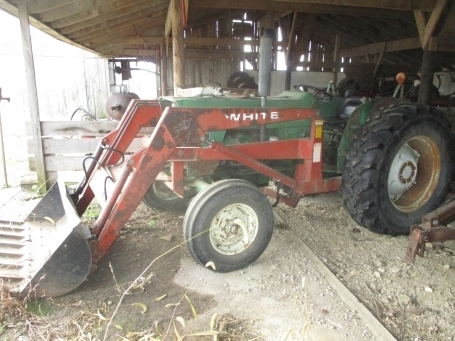 BEERS FARM EQUIPMENT  CLOSEOUT AUCTION
