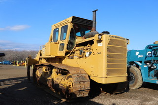 CAT D8K-72V w/ 3 shank ripper