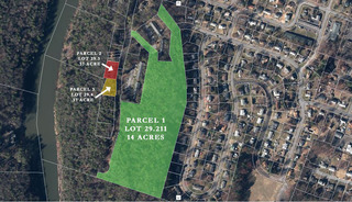 14+ ACRES - 3 DEVELOP SITES
