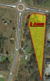 Live Auction: 2 Acres w/ Building on Woodruff Road