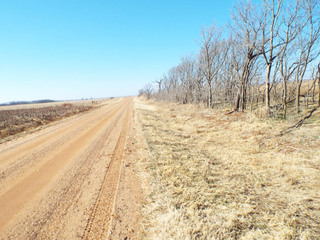 3/1 160± ACRES WOODS COUNTY LAND