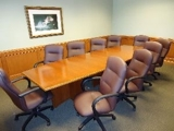 FDIC AUCTIONS!! HIGH-END EXECUTIVE OFFICE FURNITURE/ IT EQUIPMENT/ ARTWORK/ FILE CABINETS AND MORE!!
