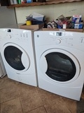 NEWER GE WASHER/DRYER ~ MOTORCYCLE LIFT ~ POWER TOOLS