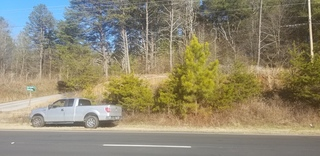0.85 Acre Corner Lot on Hwy 123