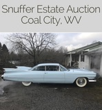 The Snuffer Estate Auction