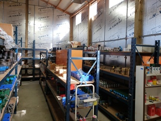 ONLINE ONLY AUCTION: OIL FIELD INVENTORY AND SHELVING