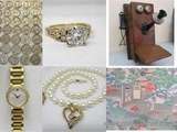 ESTATE LIQUIDATION - JEWELRY, ANTIQUES, COLLECTIBLES, OFFICE AND WAREHOUSE EQUIPMENT