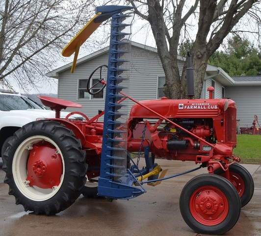 Vintage Tractors & Farm Equipment, Toy Tractors and Much