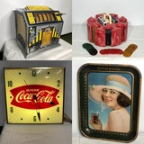 March Fresh to Market Antiques & Advertising Live Auction