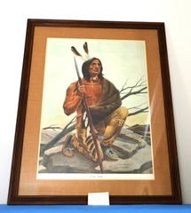 Miami Indian, Chief Little Turtle