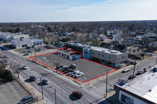 18,000+ SQ FT CORNER SITE