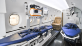 USED 2015 SPECTRUN AEROMED AIR AMBULANCE MEDICAL EQUIPMENT FOR SALE IN CA