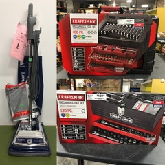 Electrolux Sanitaire Model: S675 Professional Upright Vacuum