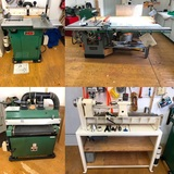 Professional Woodworking Equipment & Supply Timed Auction