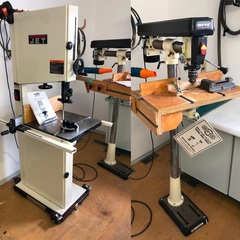 Professional Woodworking Equipment Supply Timed Auction