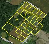 13 SCENIC BUILDING LOTS - SPRING VALLEY
