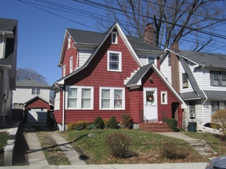 SINGLE FAMILY HOME - PARTIALLY RENOVATED