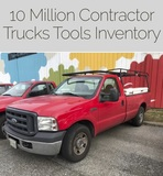 10 Million Dollar Trucks Tools Inventory