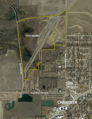 131 ACRE CHANDLER SPEEDWAY