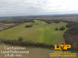 100 +/- Acres in Evergreen, La