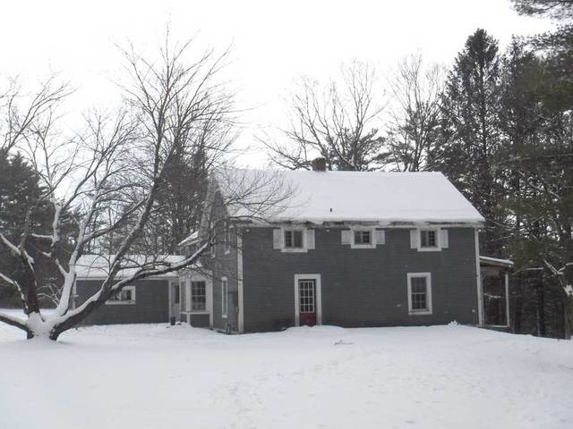 4BR/3BA Shaftsbury Home on 17.47± Acres