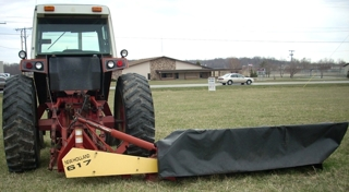 : NH Disc Mower