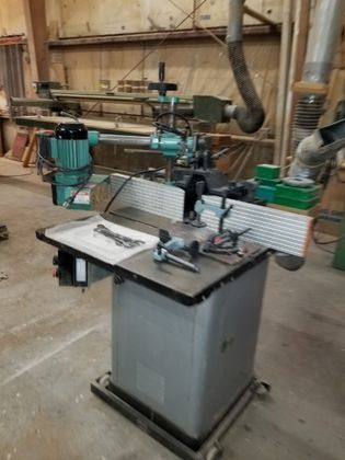 WOODWORKING EQUIPMENT AUCTION - The Auctioneers Group