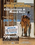 HAVARD SALES MANAGEMENT SUMMER SENSATIONAL HORSE SALE