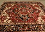 Handmade Rug Auction Ending 4/1