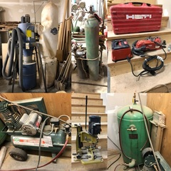 Commercial Woodworking Equipment Timed Estate Auction The