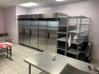 VA 3 YRS OLD RESTAURANT EQUIPMENT AUCTION LOCAL PICKUP ONLY