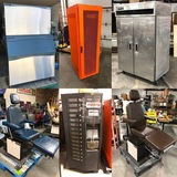 Restaurant Equipment, Supplies & Industrial Equipment Timed Auction