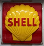 Shell Oil Signs