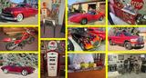Collector Car, Gas Pumps, Signs, Pedal Cars, Tools, Woodworking Equipment Estate Absolute Auction