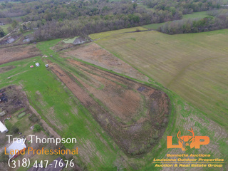 20.74 +/- Acres in Marksvile, LA
